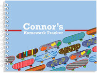 Cool Skateboards Homework Tracker
