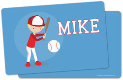 Baseball Boy Placemat