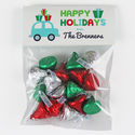 Gift Delivery Candy Bag Toppers