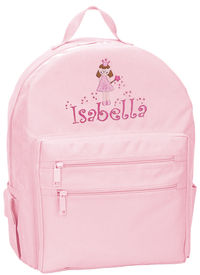 Fairy Embroidered Backpack