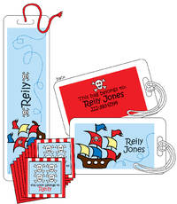 Pirate Party Reader Set
