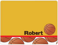 Basketball Fan Note Card