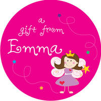 Fairy Princess Gift Stickers