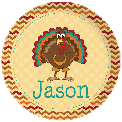 Adorable Turkey Plate  sc 1 st  Script and Scribble & Buy Personalized Adorable Turkey Plate Gift for Kids Online