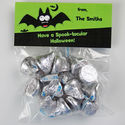 Crazy Bat Candy Bag Toppers