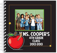 Apple for Teacher Photo Journal | Notebook