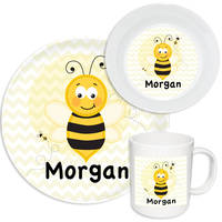 Bumble Bee Melamine Set