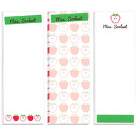 Apples Skinny Pad Set