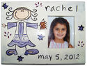 Mitzvah Girl Picture Frame SL7G