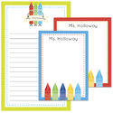Crayon Ready Pad Set