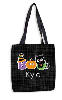 Halloween Boo Treat Bag