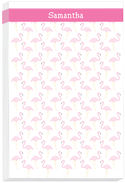 Fancy Flamingos Note Pad