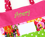Bright Peace Crayon Purse
