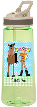 Barn Girl Water Bottle