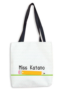 All Write Tote Bag