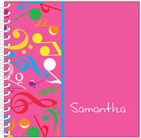 Bright Notes Fuchsia Journal | Notebook
