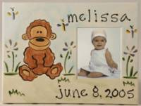 Monkey Picture Frame SL6