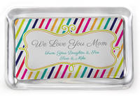 Candy Stripes Paperweight