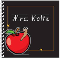 Apple for Teacher Journal | Notebook