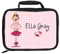 Ballet Princess Lunch Box