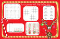 Reindeer Games Paper Placemats