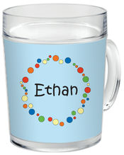 Bubbles Boy Clear Acrylic Mug