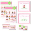 Pretend Play Cupcake Shop