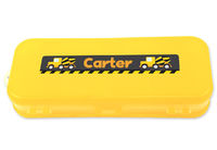 Construction Truck Double-Sided Pencil Case