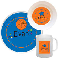 Hoops Melamine Set