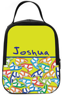 Colorful Sneakers Lunch Box