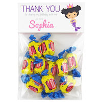 Mermaid Birthday Party Candy Bag Favors