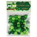Happy Saint Patrick Candy Bag Toppers