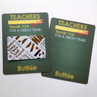 Teachers Rule Gift Card Holders