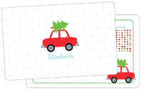 Christmas Tree Tow Dry Erase Placemat