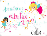 Pixie Princess Valentine's Card