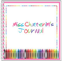 Crayons Journal | Notebook