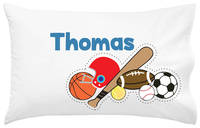 Just Sporty Pillowcase