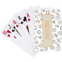 Banner Camp Playing Cards