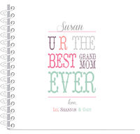 Banner Mom Journal | Notebook
