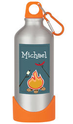 Camp Fire Roast Water Bottle