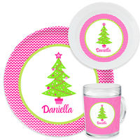 Bright Tree Dinnerware Set