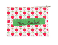 Apples Small Accessory Flat Pouch
