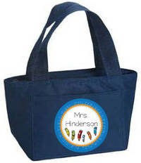 Pencil Pupils Insulated Tote