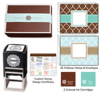 Designer Desk Set - Nantucket